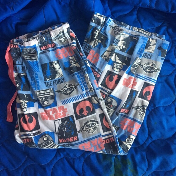 Star Wars Other - Star Wars Pajama Bottoms